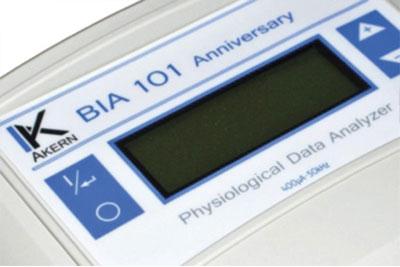 BIA-101-ANNIVERSARY Misura total body