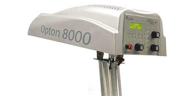 opton-8000 Laserterapia